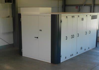 acoustic-enclosure-cogeneration-unit