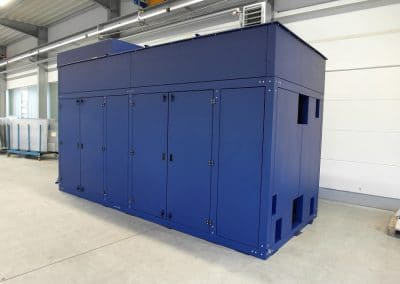acoustic-enclosure-compressor
