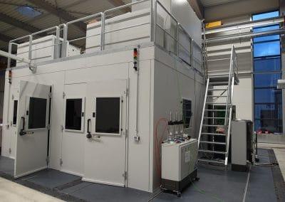acoustic-enclosure-spray-unit