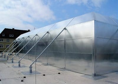 schallschutzwand-dach
