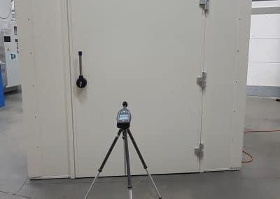 schallschutzkabine-messung